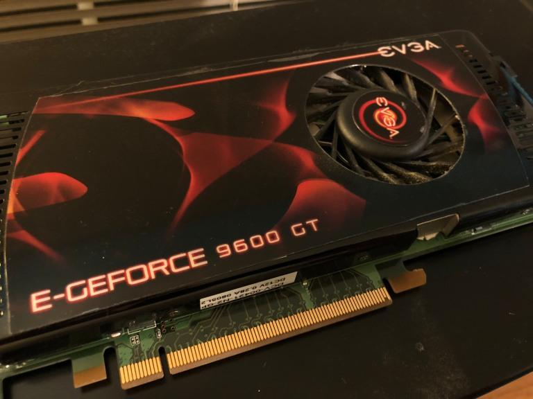 9600 GT